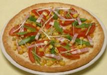 ビューティーサラダピザ